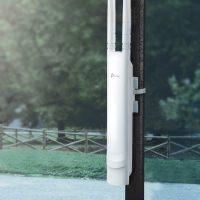TP Link EAP110 2.4GHz 300Mbps Kablosuz Açık Erişim Noktası