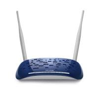 TP-LINK TD-W8960N 4 PORT 300Mbps Kablosuz N ADSL2+ Modem Router