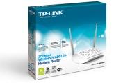 TP-LINK TD-W8961N 300Mbps WPS Kablosuz N ADSL2+ Modem Router