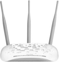 TP-LINK 450Mbps TL-WA901ND Kablosuz N Tek Port Access Point