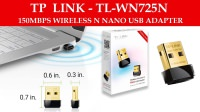 TP-LINK TL-WN725N 150Mbps USB NANO WIFI ADAPTÖR