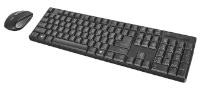 Trust Ziva 1600DPI Kablosuz Klavye - Mouse Set TR22118
