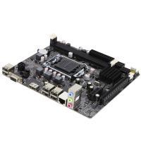 TURBOX-H61C 1155P HDMI+VGA+SES 6XUSB2.0 ANAKART