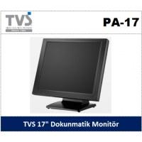 "TVS PA-17 Lcd 17"" Dokunmatik Monitör"
