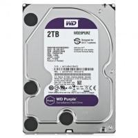 WD Purple Sata 3.0 2TB 64MB 3.5 7.24 Güvenlik Harddisk WD20PURZ