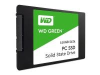 Western Digital WDS120G2G0A Green 545 430Mb 120GB SSD