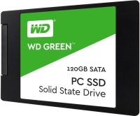 Western Digital WDS120G2G0A Green 545 430Mb 120GB SSD