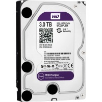 "WD Purple Surveillance 3TB 5400RPM SATA3 64MB 3.5"" WD30PURX Harddisk [Old Version]"