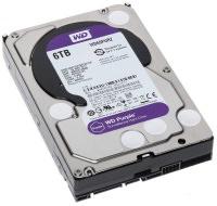 WD Purple 6TB 64MB SATA3 7 24 Güvenlik Harddisk WD60PURZ