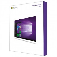 Microsoft Windows 10 Pro FQC-10179 32/64 BIT TR (BOX) İşletim Sistemi
